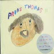 PRINS THOMAS 2 (CD INCL. DOWNLOADCARD WITH FULL TRACKS)