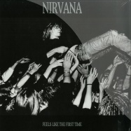 Front View : Nirvana - FEELS LIKE THE FIRST TIME (2X12 LP) - Let Them Eat Vinyl / letv050lp