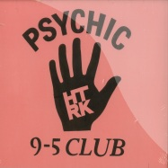 Front View : Htrk - PSYCHIC 9-5 CLUB (CD) - Ghostly International / gi204cd