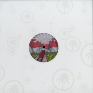 Front View : Jamie Jones - SIBERIAN EXPRESS EP - Hot Creation / HOTC067