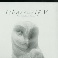 Front View : Various Artists - SCHNEEWEISS 5 PRES BY OLIVER KOLETZKI (CD) - Stil Vor Talent / SVT158CD