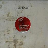 Front View : Marc Antona, Jayro, David Gtronic, Counrad - VARIOUS ARTISTS EP - Dissonant / DS030