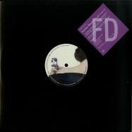 Front View : Former Descent - TOUGH LOVE INTERNATIONAL - Gooiland Elektro / Enfant Terrible / GOOILAND 17