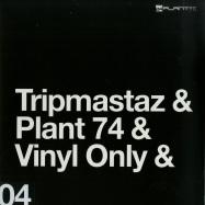 Front View : Tripmastaz - TRIPMASTAZ 04 (VINYL ONLY) - Tripmastaz / TMZ12004