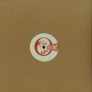 Front View : Dj Unrefined - Undici - Howl / HOWL011