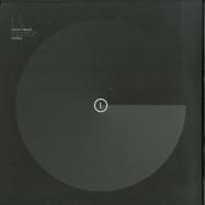 Front View : Tensal - DISCO NEGRO (2X12 LP) - Tensal / TENSAL008