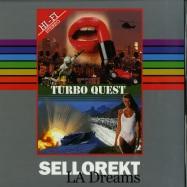 Front View : Sellorket / LA Dreams - TURBO QUEST EP - Mothball Record / TURBO2