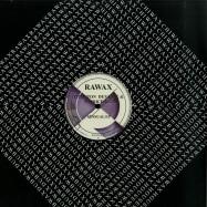 Front View : Titonton Duvante & Fabrice Lig - SENSUAL EP (VINYL ONLY) - Rawax / Rawax016Ltd