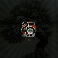 Front View : The Green Martian / Honey C / Groove Park - PT 3 - 25 YEARS OF BONZAI - Bonzai Music / BT46119-3