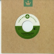 Front View : Reggae Roast Soundsystem - REAL REGGAE MUSIC (7 INCH) - Trojan / TJRS001 / 8617861