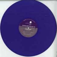 Front View : Glenn Storey - SOUNDS FROM THE CAVE EP (PURPLE VINYL / VINYL ONLY) - Jupiter Label / JLV002