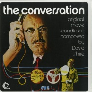 Front View : David Shire - THE CONVERSATION O.S.T. (LP) - Trunk / JBH073LP / 05171131