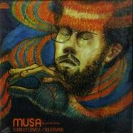 Front View : Stanley Cowell - MUSA - ANCESTRAL STREAMS (LP) - Everland Jazz / EVERLANDJAZZ011LP