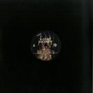 Front View : X-Coast - BAILANDO EP - Dansu Discs / DSD012