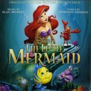 Front View : Various Artists - THE LITTLE MERMAID O.S.T. (LP) - Walt Disney / 8740330