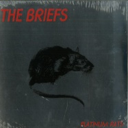Front View : The Briefs - PLATINUM RATS (LTD CLEAR LP) - Damaged Goods / DAMGOOD5IOLP / 00131544