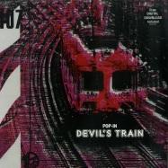 Front View : Jacky Giordano - POP IN... DEVILS TRAIN (LP + MP3) - Le Tres Groove Club / LTGC001