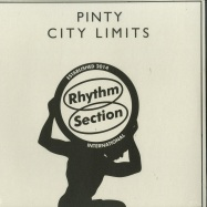 Front View : Pinty - CITY LIMITS - Rhythm Section International / RS025