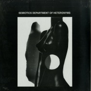 Front View : SDH - SEMIOTICS DEPARTMENT OF HETERONYMS (LTD WHITE LP) - Avant! Records / AV!056