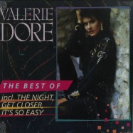 Front View : Valerie Dore - THE BEST OF VALERIE DORE (LP) - Zyx Music / ZYX 20943-1
