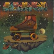 Front View : Duktus - FUNKY REFLECTIONS (LP) - ThinkLoud / TL013