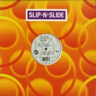 Front View : Blaze feat. Palmer Brown - My Beat (Folamour / Javonntte / David Harness / Derrick Carter Remixes) (2x12 inch) - Slip N Slide / SLIPD070