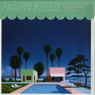 Front View : Various Artists - PACIFIC BREEZE (2LP) - Light In The Attic / LITA 163LP