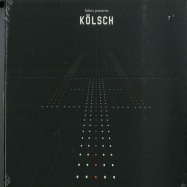 Front View : Koelsch - FABRIC PRESENTS: KOELSCH (CD) - Fabric / FABRIC202