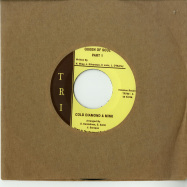 Front View : Cold Diamond & Mink - QUEEN OF SOUL (7 INCH) - Timmion / TR708V2