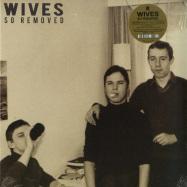 Front View : Wives - SO REMOVED (LTD PURPLE LP) - City Slang / SLANG50210X