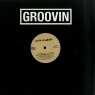 Front View : Love Quartet - KISS ME (DONT BE AFRAID) - Groovin / GR-1261