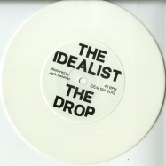Front View : The Idealist - DEEP SHIT / THE DROP (7 INCH) - Ideal Recordings / iDEAL194