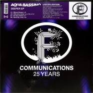 Front View : Aqua Bassino - DEEPER EP - F COMMUNICATIONS / 267WS69133