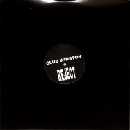 Front View : Club Winston - BLURT REJECT - Not On Label / UKGEORGE3