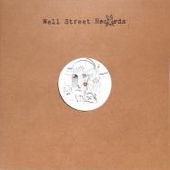 Front View : Sputnik One - WARM BODY EP - Well Street / WSR SP1