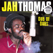Front View : Jah Thomas - DUB OF DUBS (COLORED LP) - Burning Sounds / BSRLP886