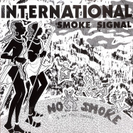 Front View : No Smoke - INTERNATIONAL SMOKE SIGNALS (2LP, CLEAR VINYL) - Warriors Dance / WAFLP3CLEAR