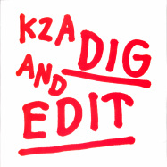 Front View : KZA - DIG AND EDIT (2LP) - Mule Musiq / Mule Musiq 269