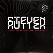 Front View : Steven Rutter - CLOSE YOUR EYES AND BREATHE (ORANGE 180G VINYL) - De:tuned / ASGDE033LTD