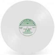 Front View : IZ & DIZ - MOUTH (UNRELEASED PEPE BRADOCK REMIXES) (WHITE VINYL) - Mint Condition / MC001WHITEV