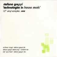 Front View : Stefano Greppi - TECHNOLOGIES IN HOUSE MUSIC PT. 1 - Screen013-6