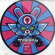 Front View : Missill - GLITCH (PIC DISC) - Citizen / CTZ024