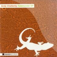 Front View : Andy Chatterley - SALAMANDER EP - Saved / Saved024