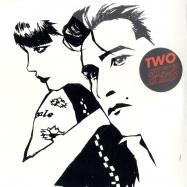 Front View : Miss Kittin & The Hacker - TWO (2LP) - Nobodys Bizzness / BIZZ4
