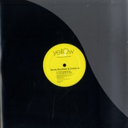 Front View : Nicole Moudaber & Smokin Jo - HOME SWEET HOME - Yellow Tail / YT0386