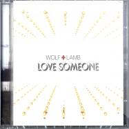 LOVE SOMEONE (CD)