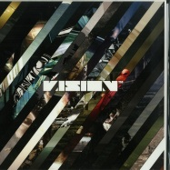 Front View : Noisia - COLLISION EP (2X12 INCH) (2019 REPRESS) - Vision / VSN005RP