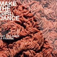 Front View : Make The Girl Dance Feat Solange La Frange - WALL OF DEATH - Roy Music / ROY021EP