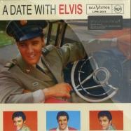 Front View : Elvis Presley - A DATE WITH ELVIS (LP, 180 GR) - Music on Vinyl / movlp368