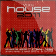 MORE HOUSE 2011 - THE HIT MIX PART 2 (CD)